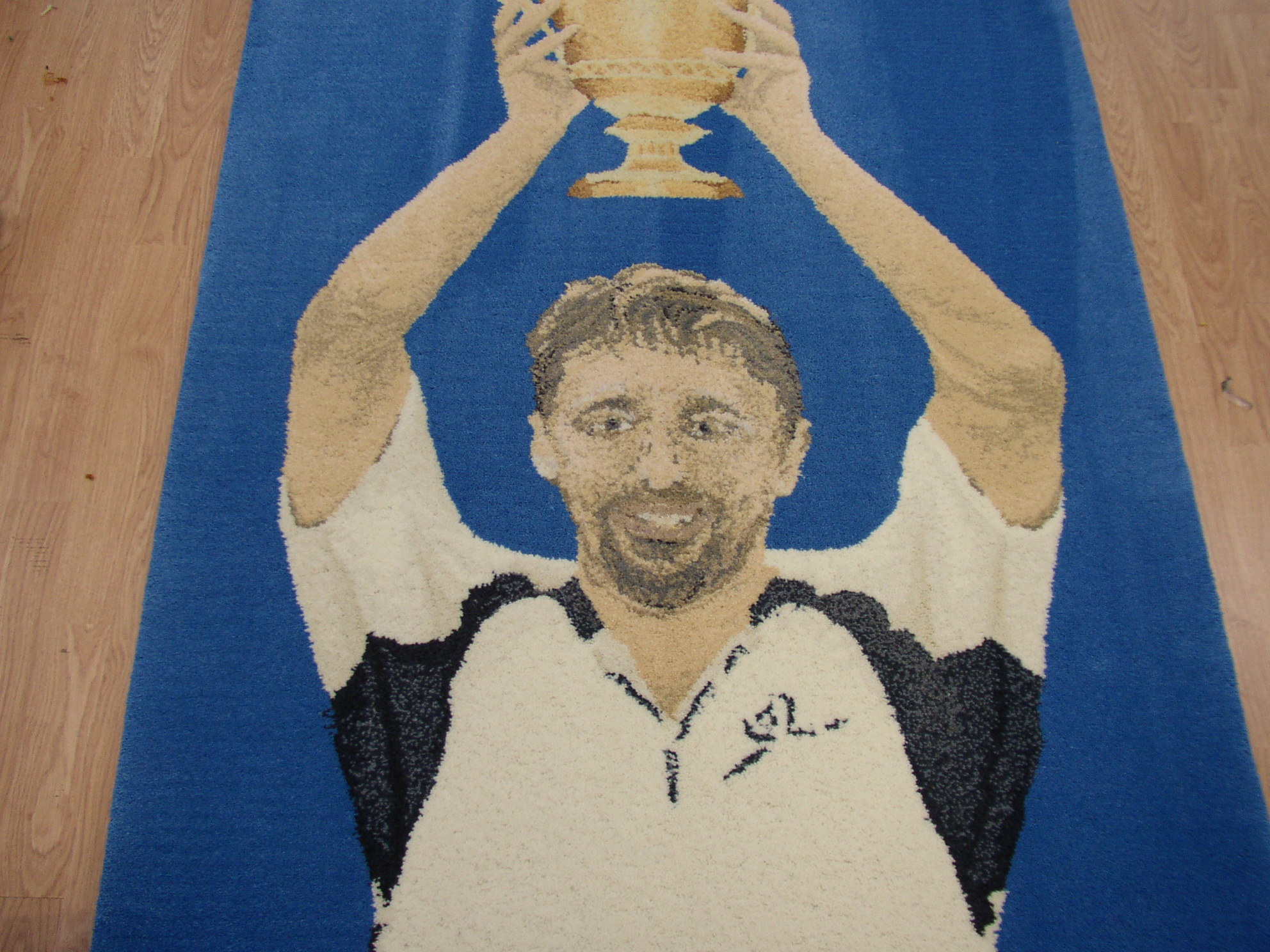 "Create Unikat ""Goran Ivanisevic"""